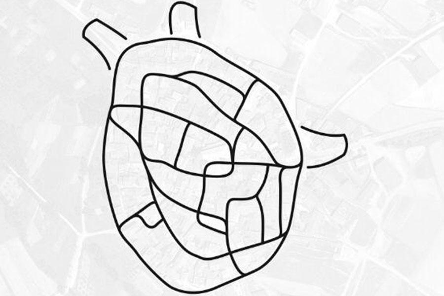 Utrilla y su forma de Corazón